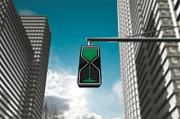 Traffic Light Smart Concept