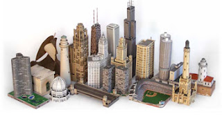 Papercraft World: Paper Craft Buildings   Paper Models   Free