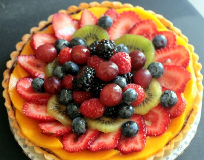Cakes By Ji Summer Fruit Tart