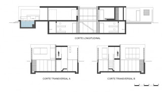 Arquitectura arquidea casas minimalistas en la playa for Casa minimalista planos dwg