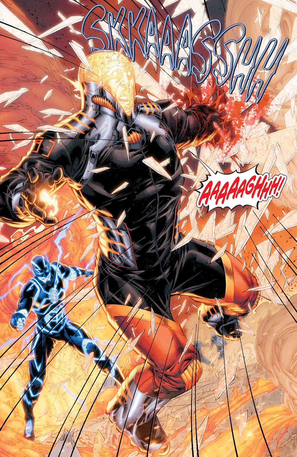 Read online The Flash (2011) comic -  Issue # _TPB 7 - 66