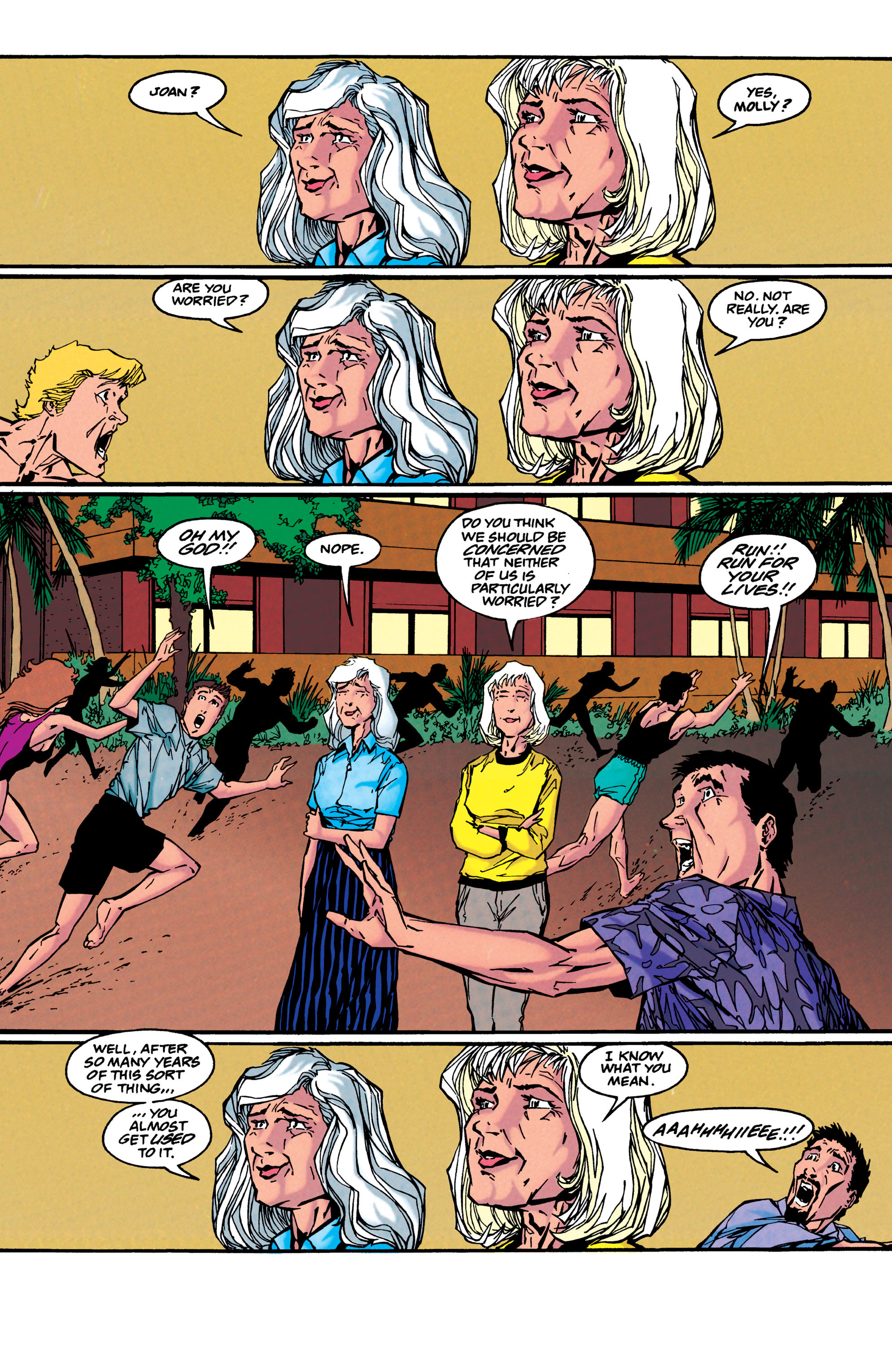 Read online Aquaman (1994) comic -  Issue #44 - 2