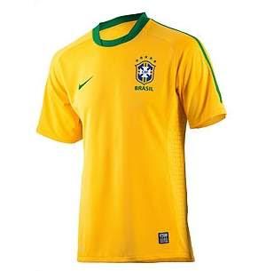Camisetas da seleção brasileira na Copa 2010 serão de PET reciclado e8b9c9e85179c
