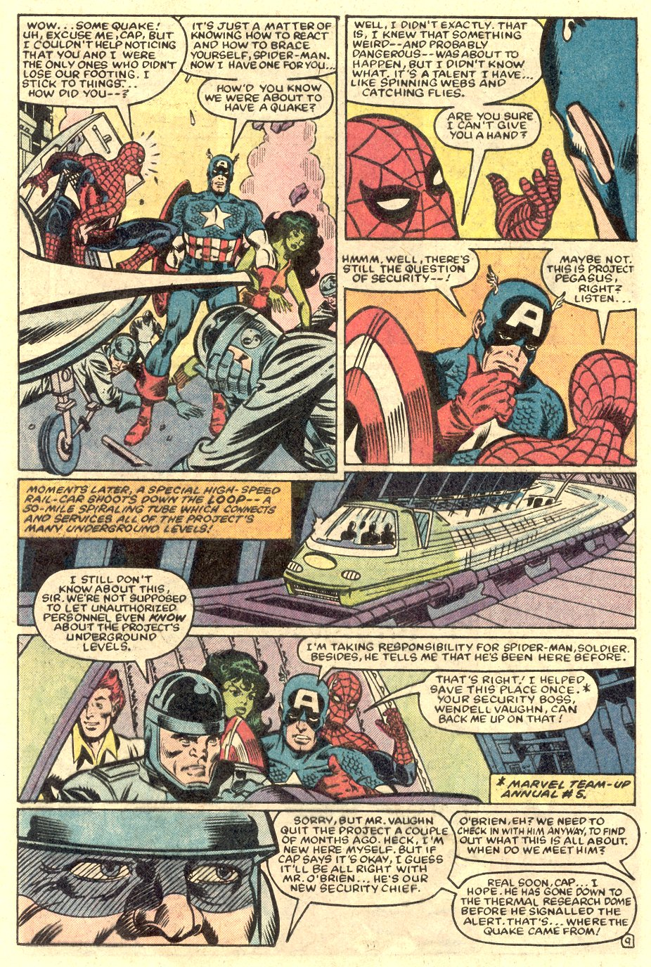 The Avengers (1963) 236 Page 9