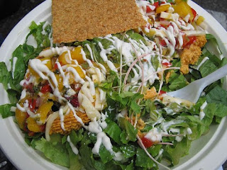 Healthy Salad Image from jhritz at Creative Commons