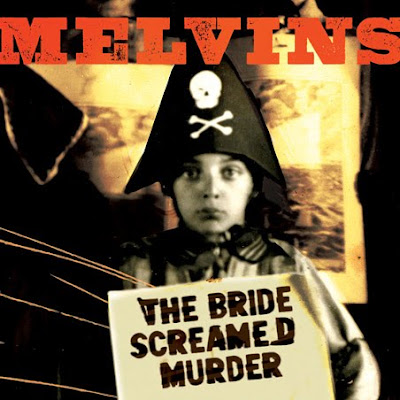 "Melvins to Release ""The Bride Screamed Murder"" June 1st, Tour With Isis"