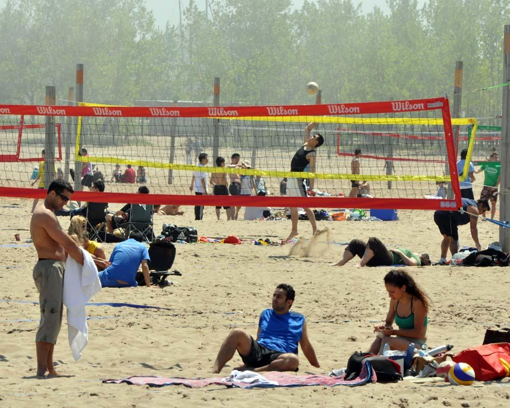 Beachvolleyball Toronto