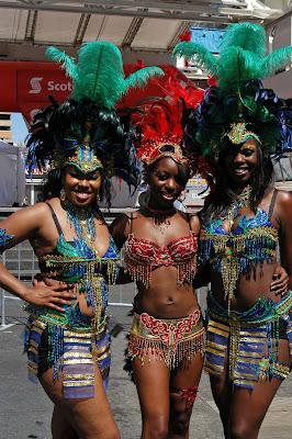 Toronto Grand Prix Tourist - A Toronto Blog: Caribana Toronto 2009