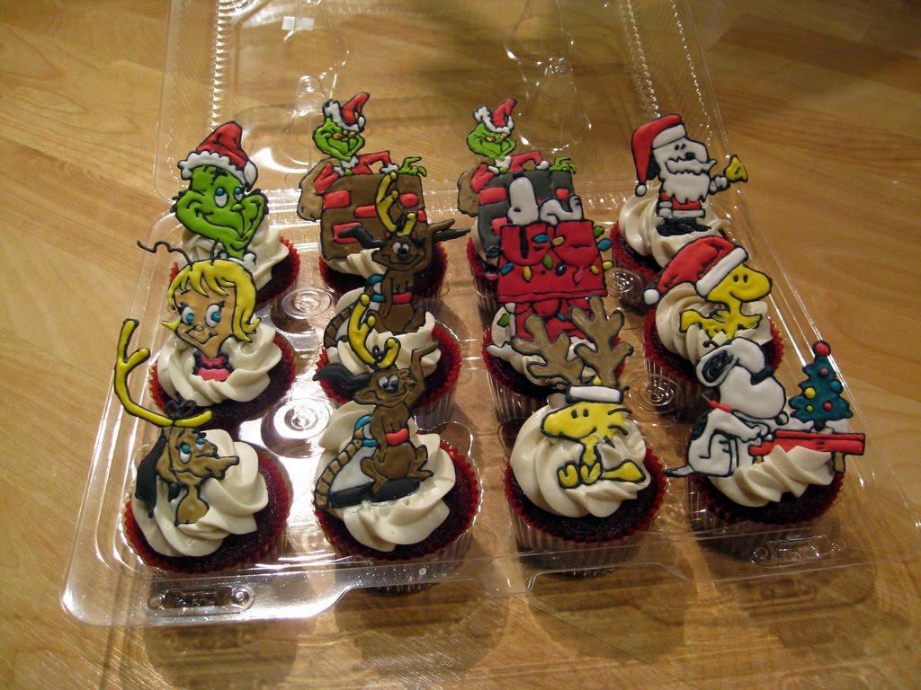 new'nu 10 cartoon cupcakes