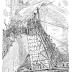 Gigantes torres de asalto medievales