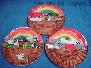 Noah S Ark Craft Mama Jenn