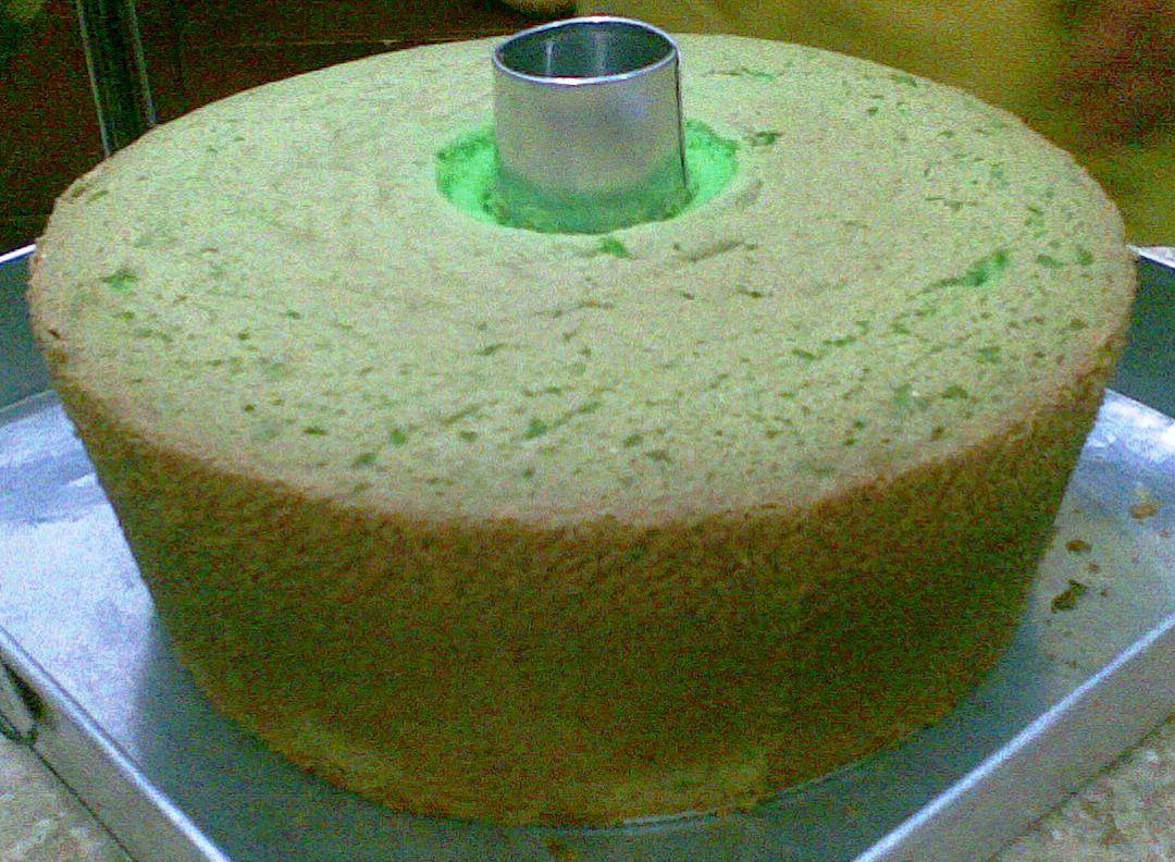 Resep Cake Pandan Hijau Laparcom Picture