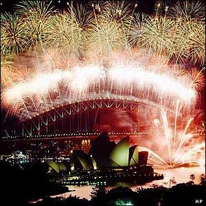 Khmerization: Happy New Year From Sydney, Australia