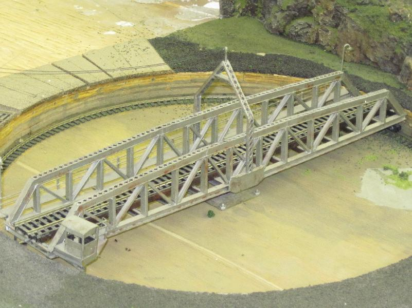 My Model Railroad: 135 foot Turntable Project