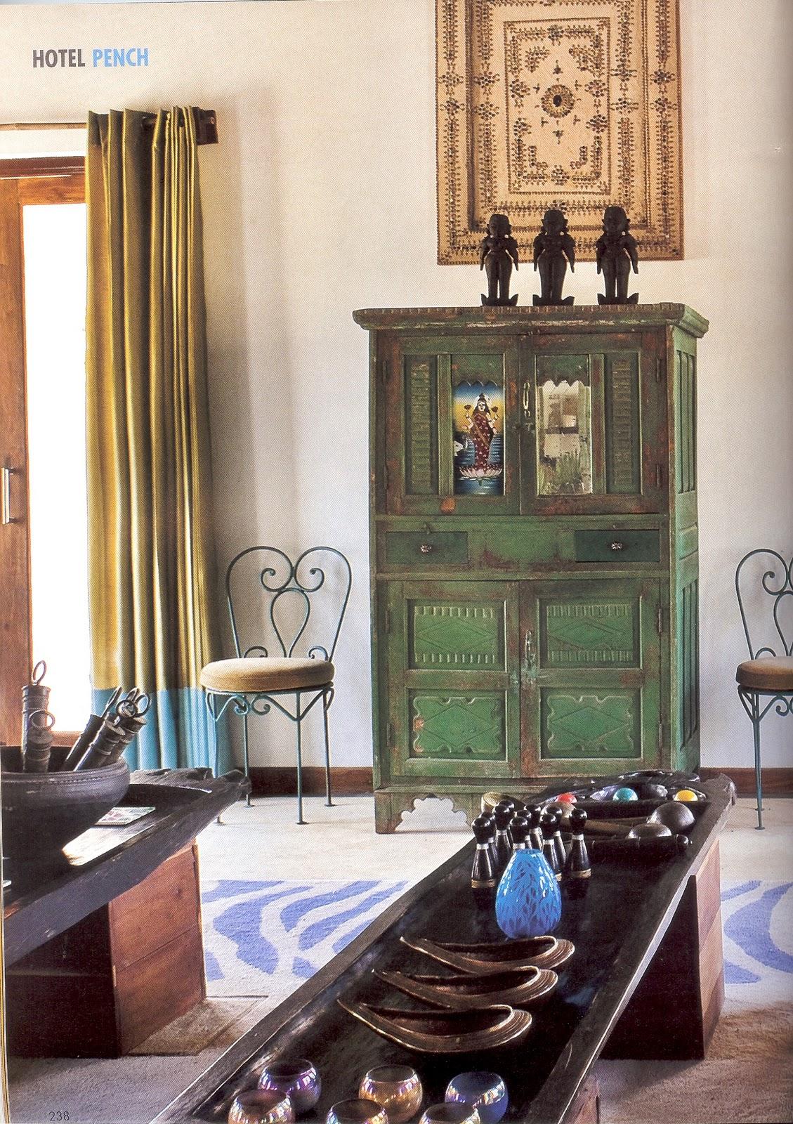 God In Design: Living Room Table Decor