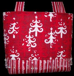 Christmas Themed Hand Bags