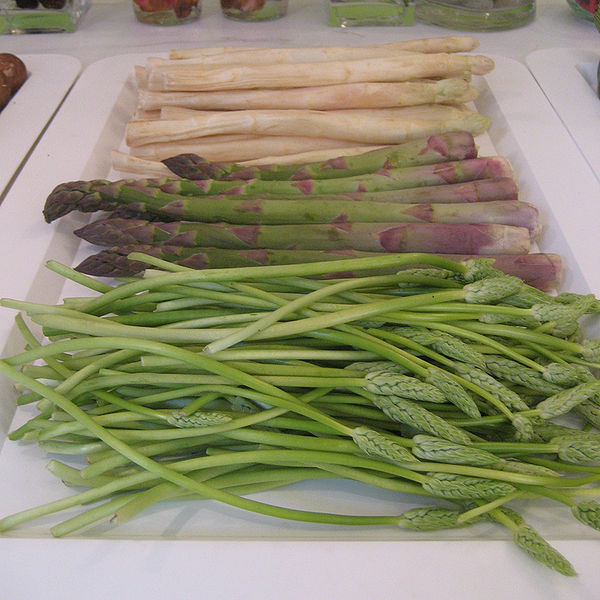 Asparagus for cure Cancer