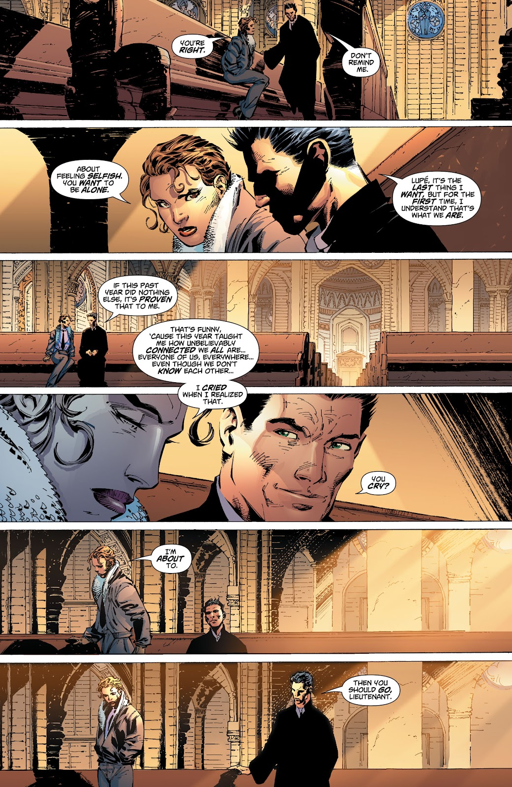 Read online Superman: For Tomorrow comic -  Issue # TPB (Part 1) - 12