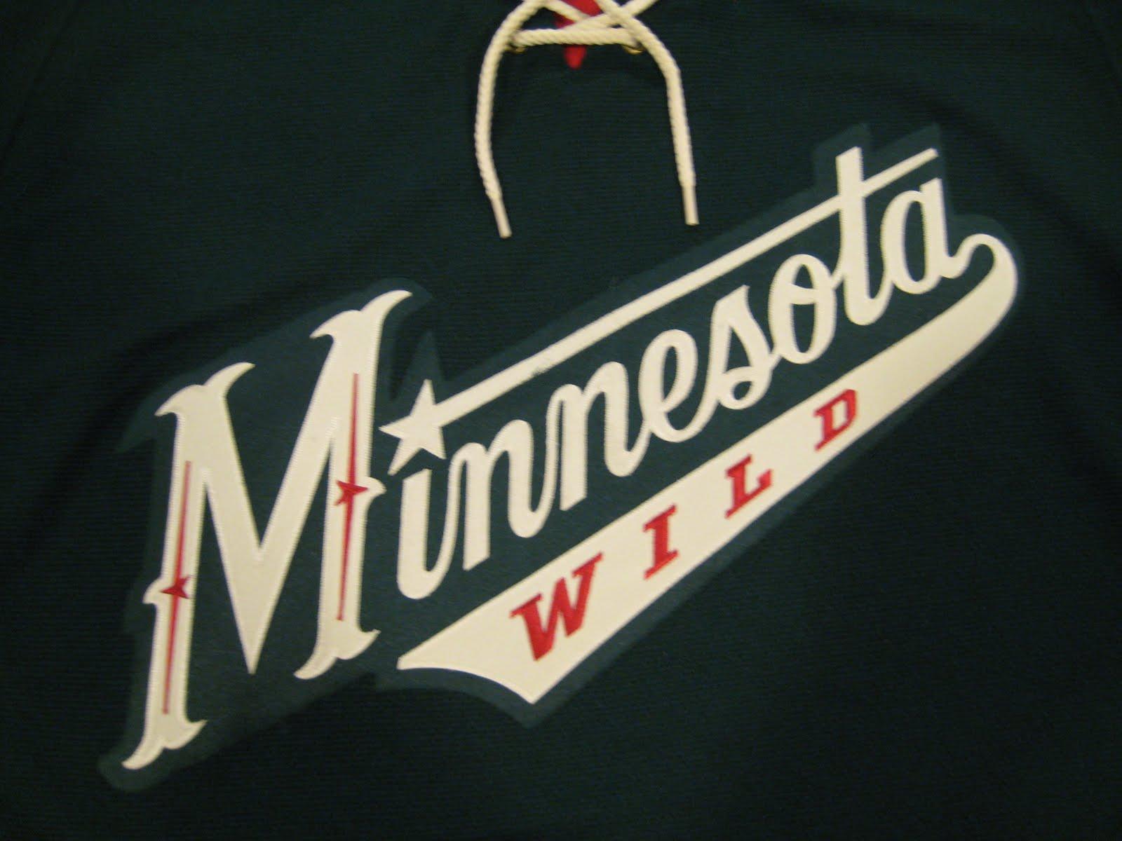 best sneakers 08e61 e8fac Bmac's Jerseys: Minnesota Wild Alternate Jersey