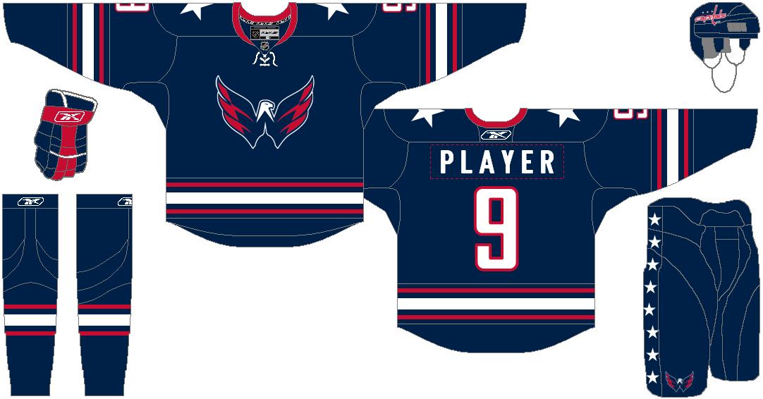 buy popular 8c836 40453 Bmac's Blog: NHL 2012: Washington Capitals
