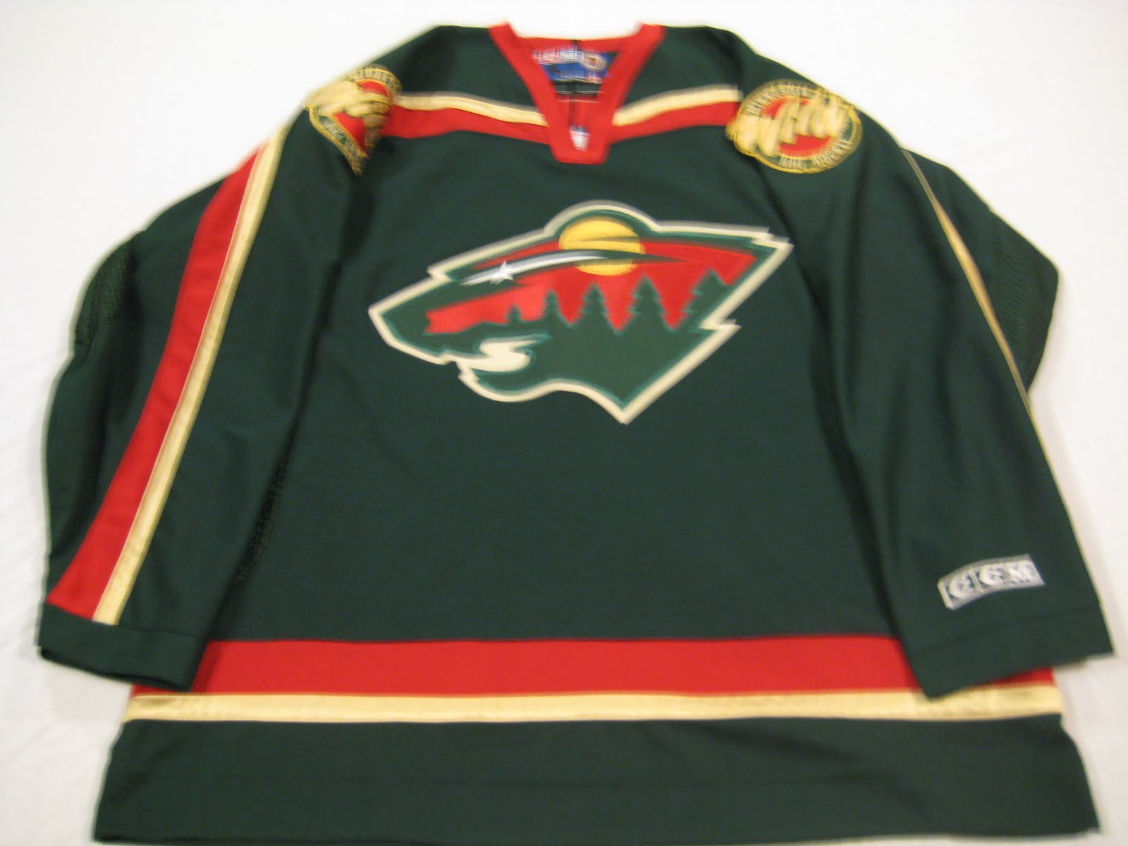 newest collection b7439 e096c new arrivals mn wild military jersey 6367f 72680