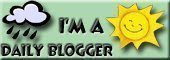 I'm A Daily Blogger Award