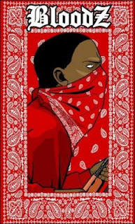 Warm you up: Wear a bandana like a gang