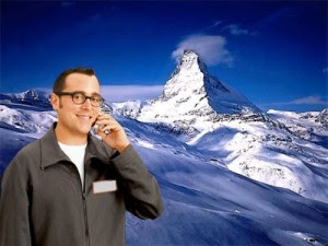 Mobile Phone Coverage To Span Mount Everest
