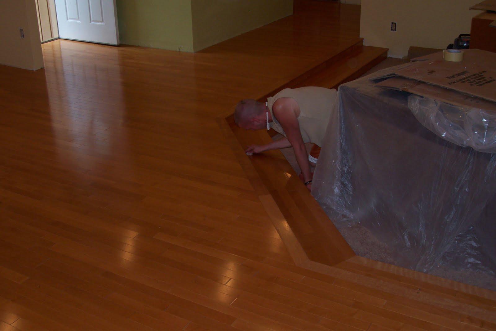 Kevin Jenkins Floors Portland Oregon True Maple Hardwood