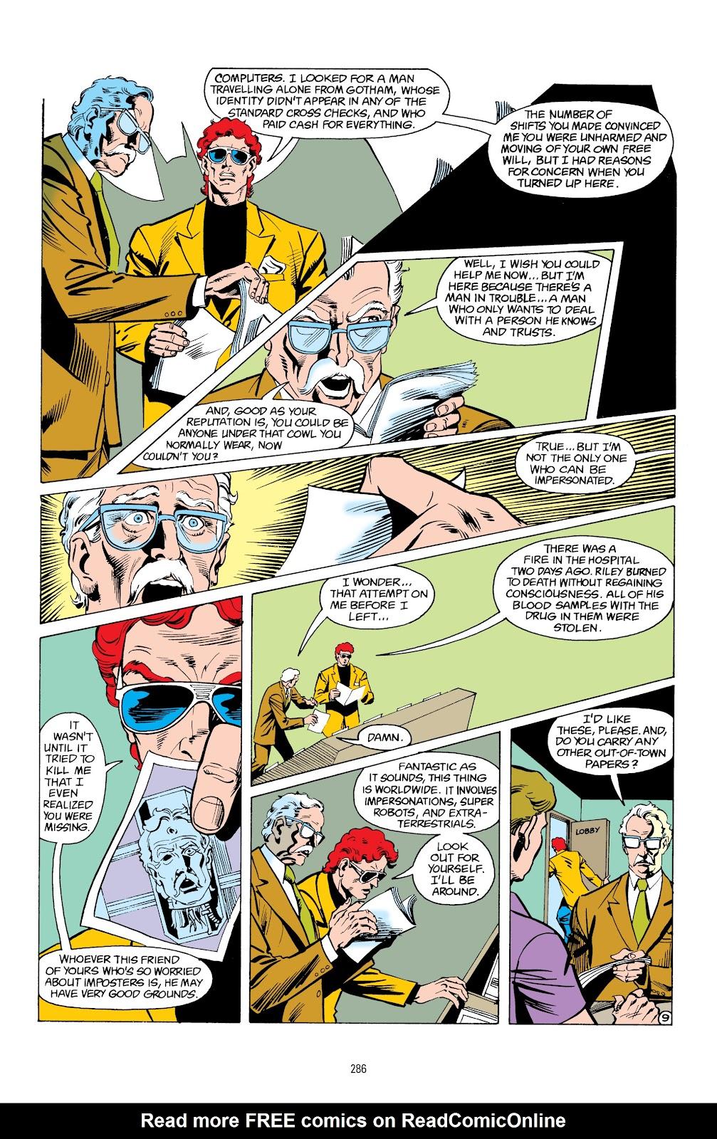 Read online Detective Comics (1937) comic -  Issue # _TPB Batman - The Dark Knight Detective 1 (Part 3) - 86