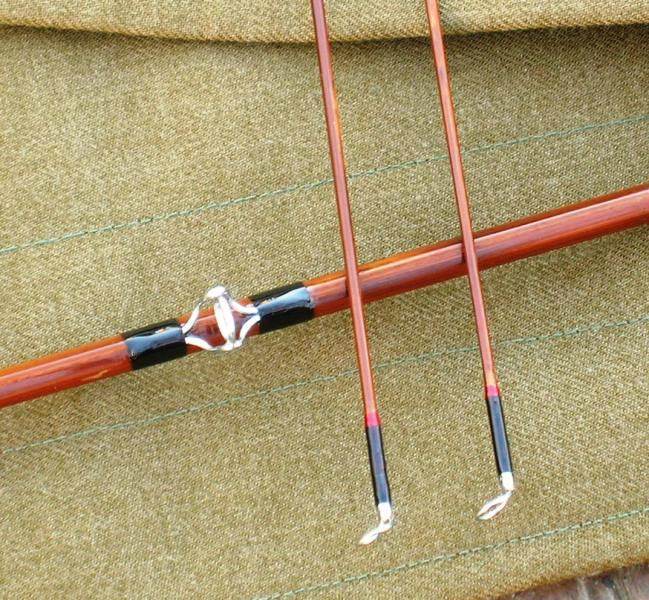 Old Standard Bamboo Fly Fishing Rod