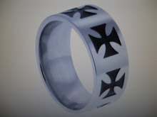 ( 9 )     Nice stainless steel ring $25.00