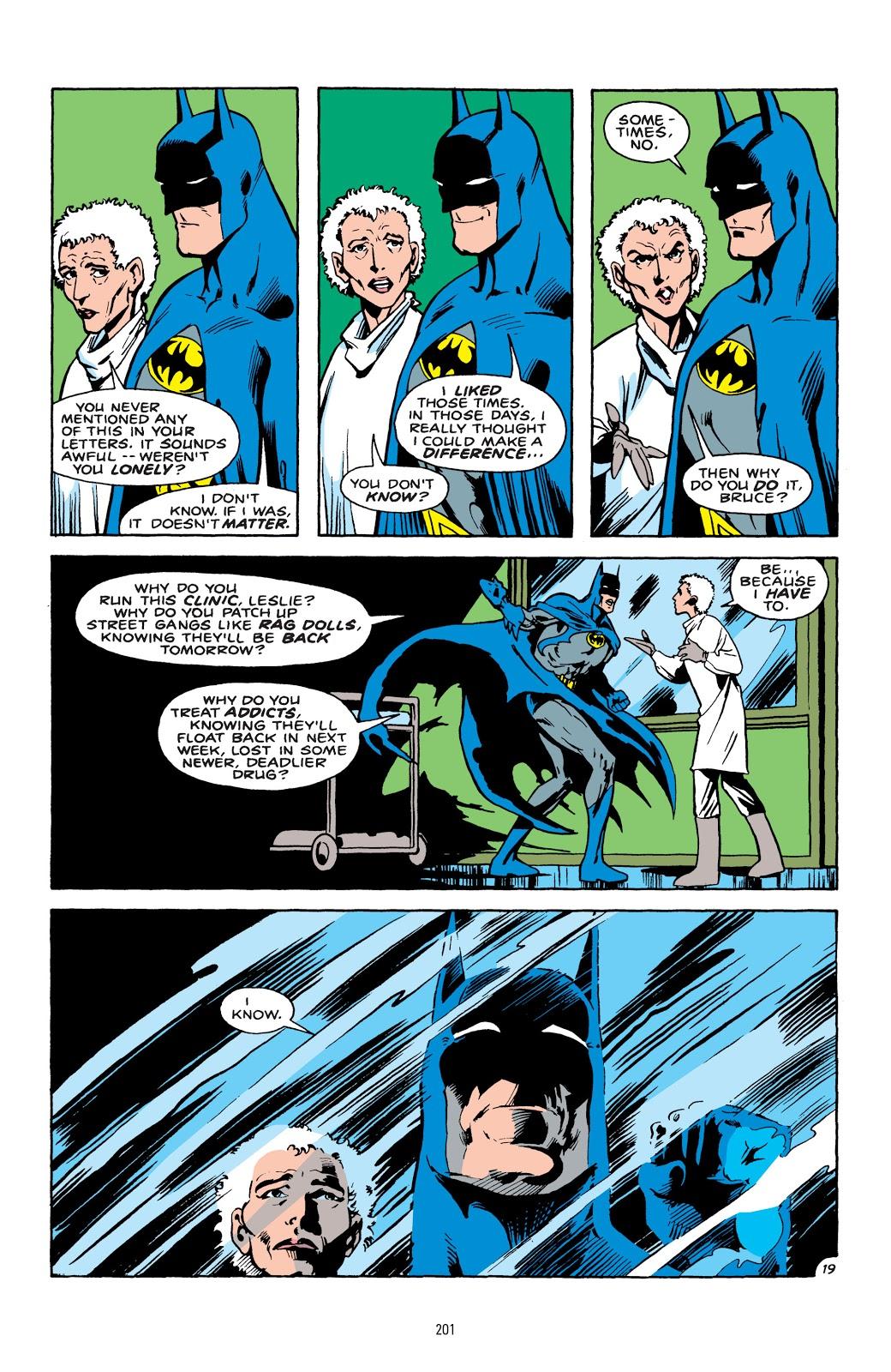 Read online Detective Comics (1937) comic -  Issue # _TPB Batman - The Dark Knight Detective 1 (Part 3) - 1