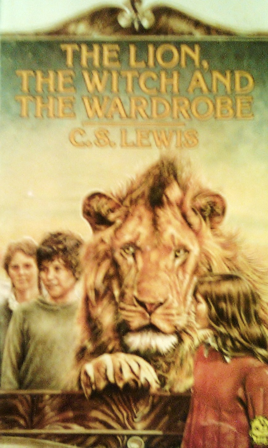 Katie Who Can Read: The Lion, the Witch and the Wardrobe ...