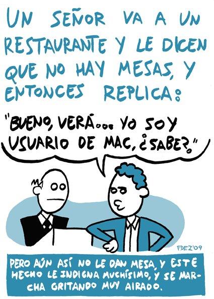 Usuario de MAC