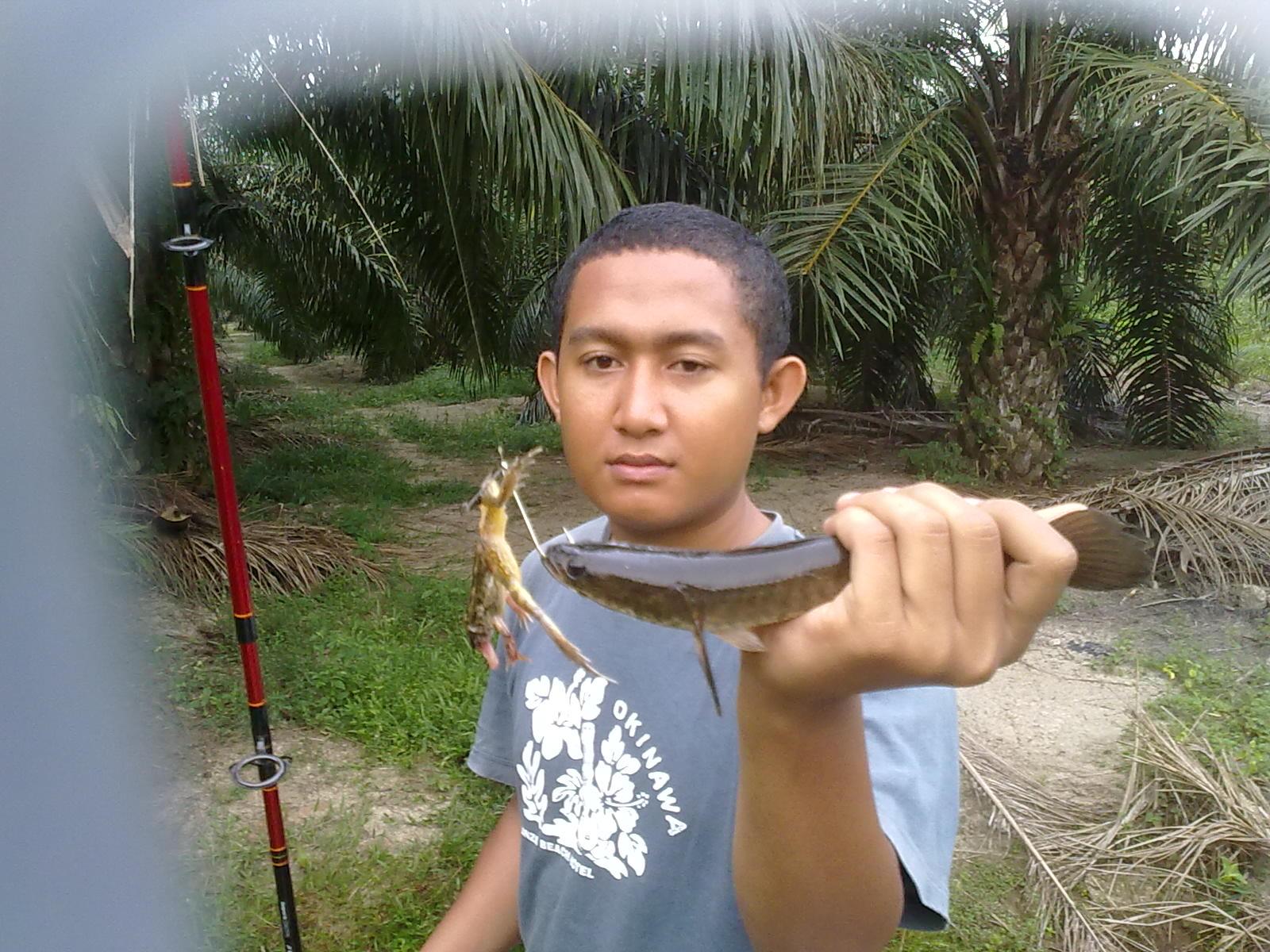 Aku Pemancing Tegar