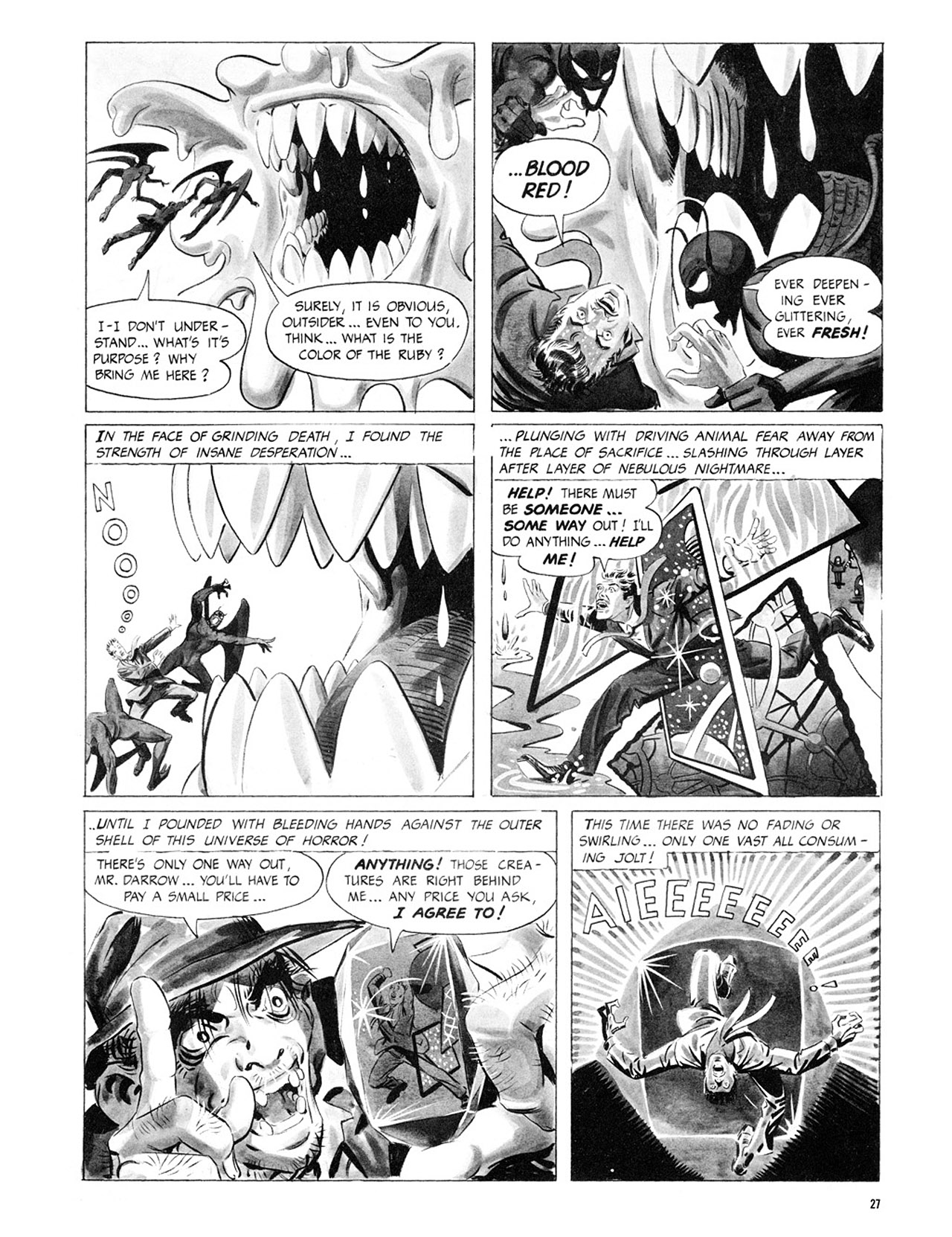 Read online Eerie Archives comic -  Issue # TPB 2 - 28
