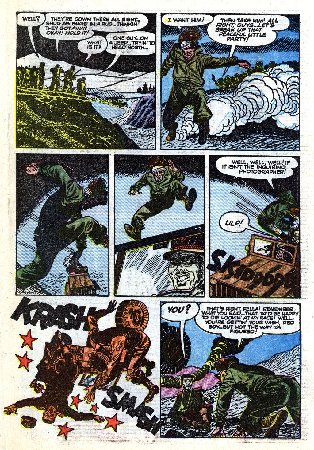 Combat (1952) issue 11 - Page 31