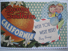 Wish You Were Here Tag Swap