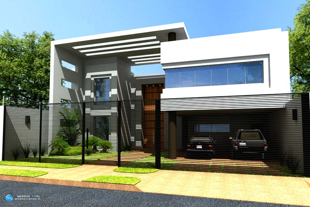Ideas geniales arquitectura construcciones nuevas casas for Casa tipo minimalista