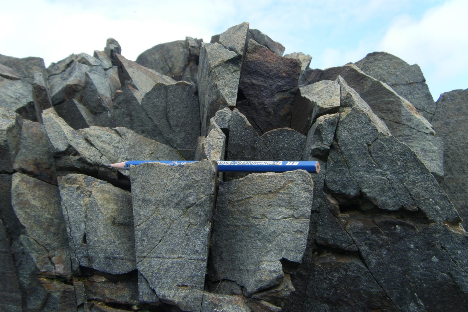 Objects In The Rough Geologists Use Tools And Handy