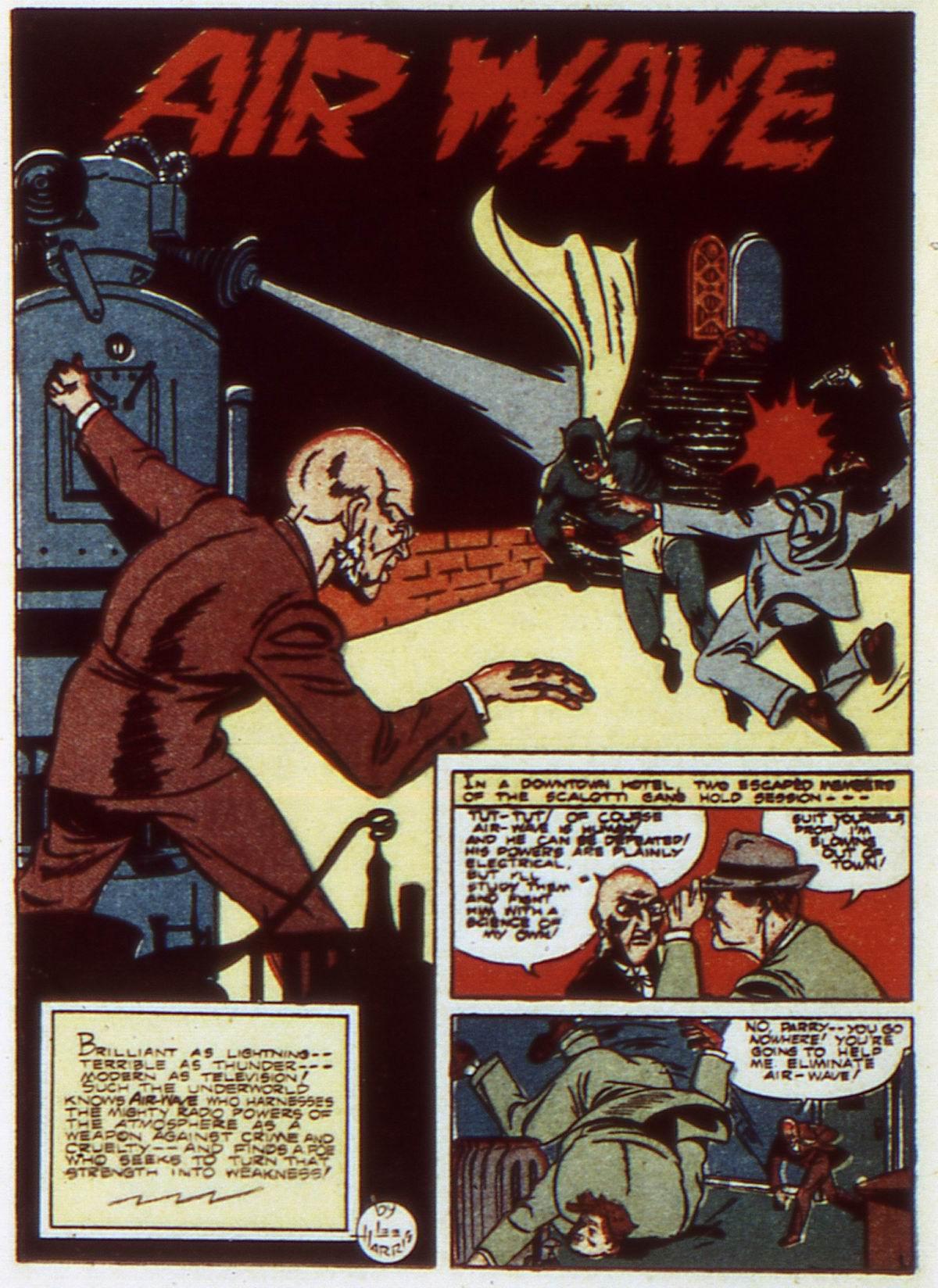 Detective Comics (1937) 61 Page 49