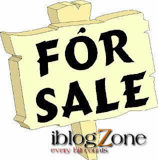 blog for sale