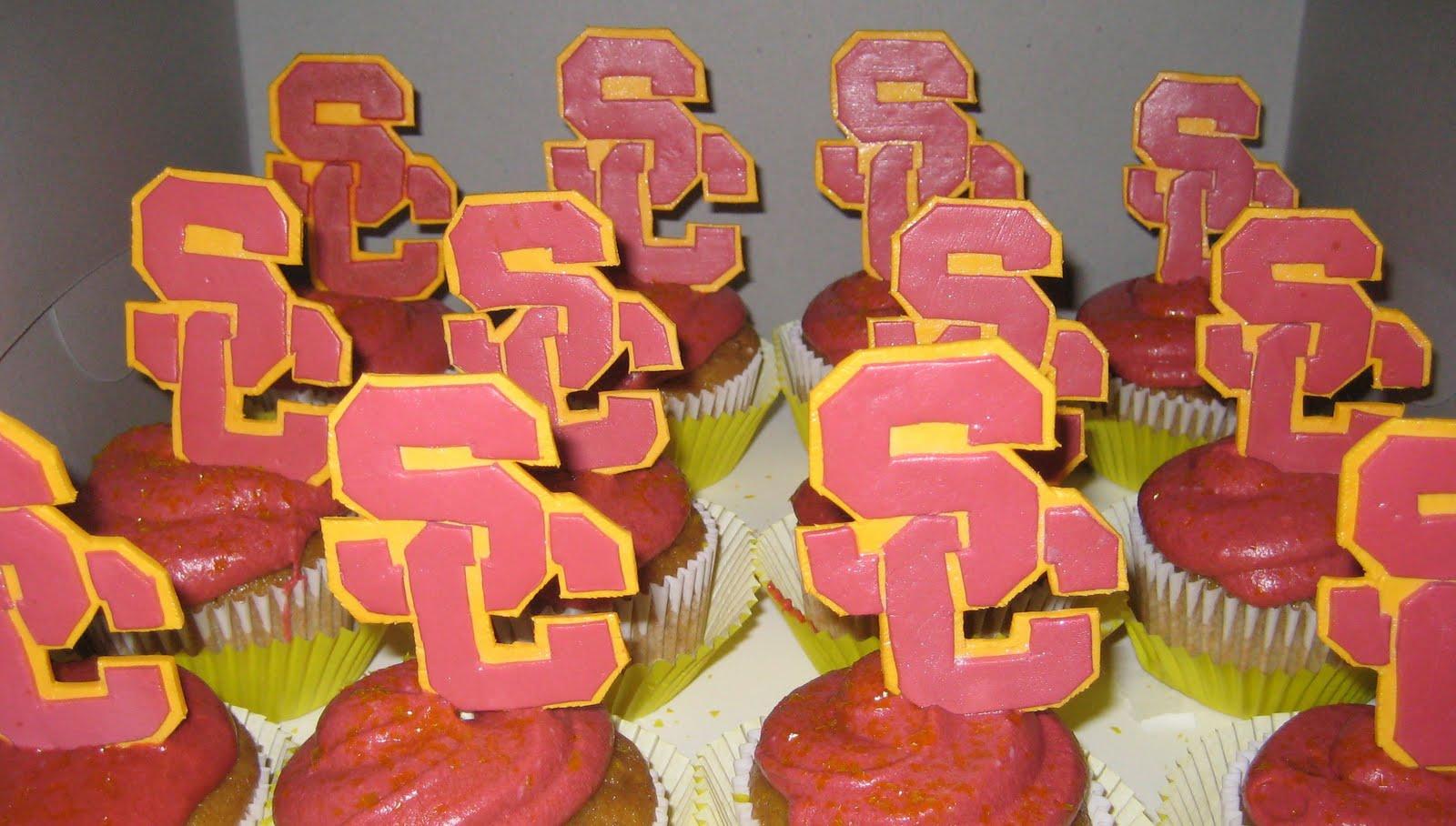 Bashert Cakes Usc Cupcakes