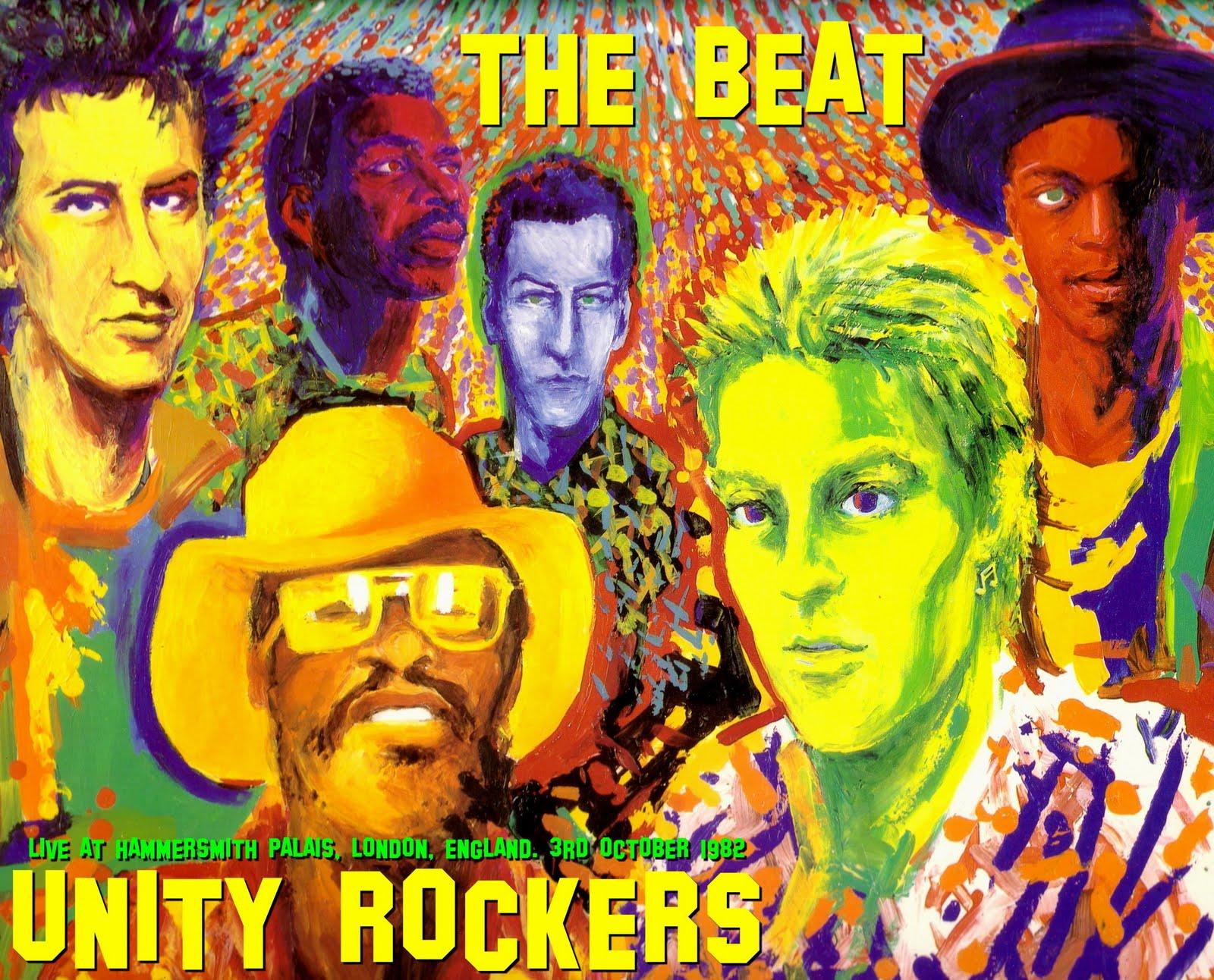 music ruined my life The English Beat Unity Rockers