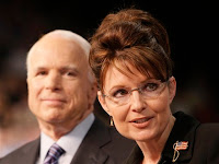 John McCain and Tina Fey