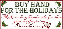 Buy Hand for the Holidays Challenge - 2009