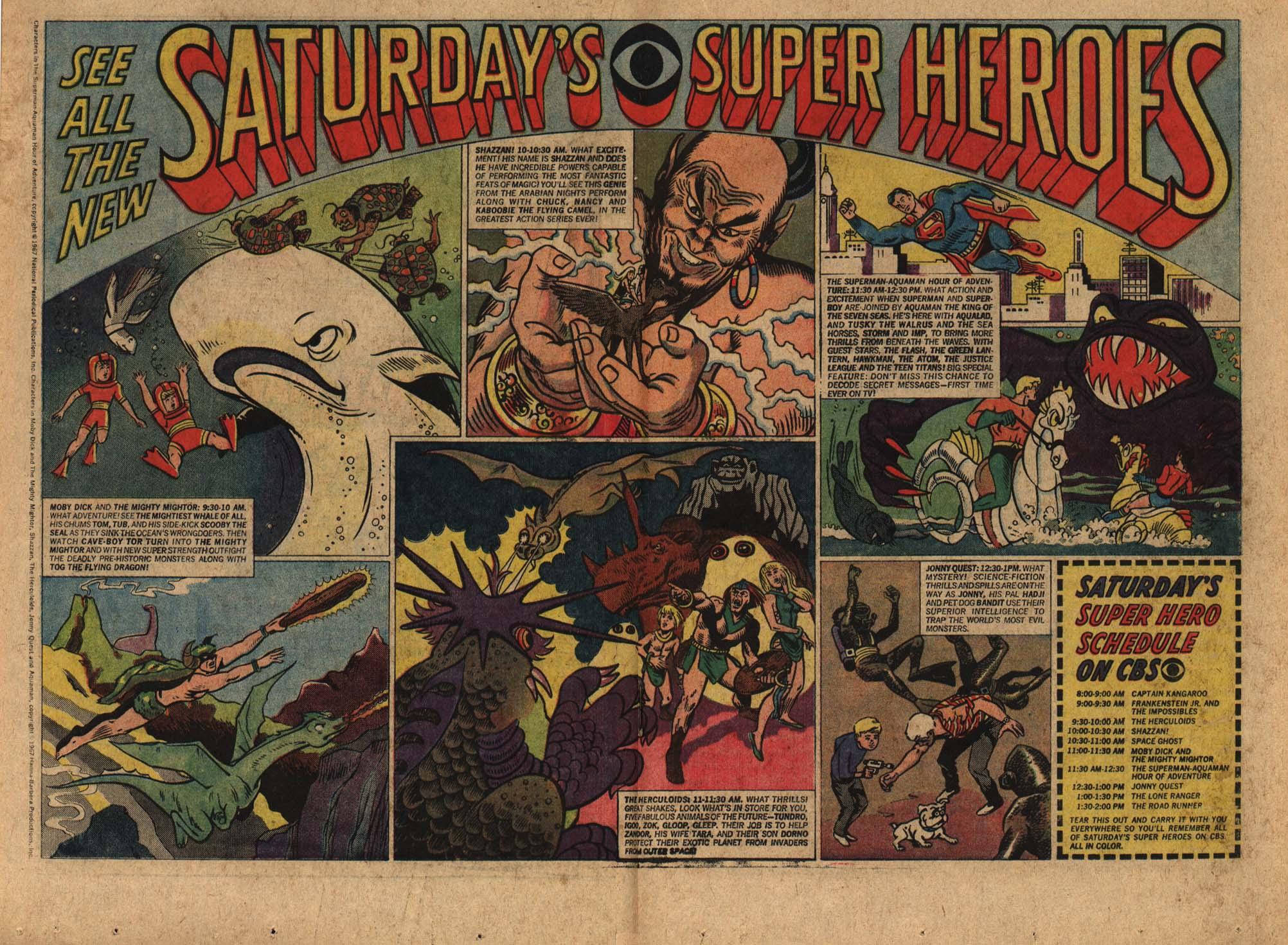 Read online Adventure Comics (1938) comic -  Issue #361 - 19