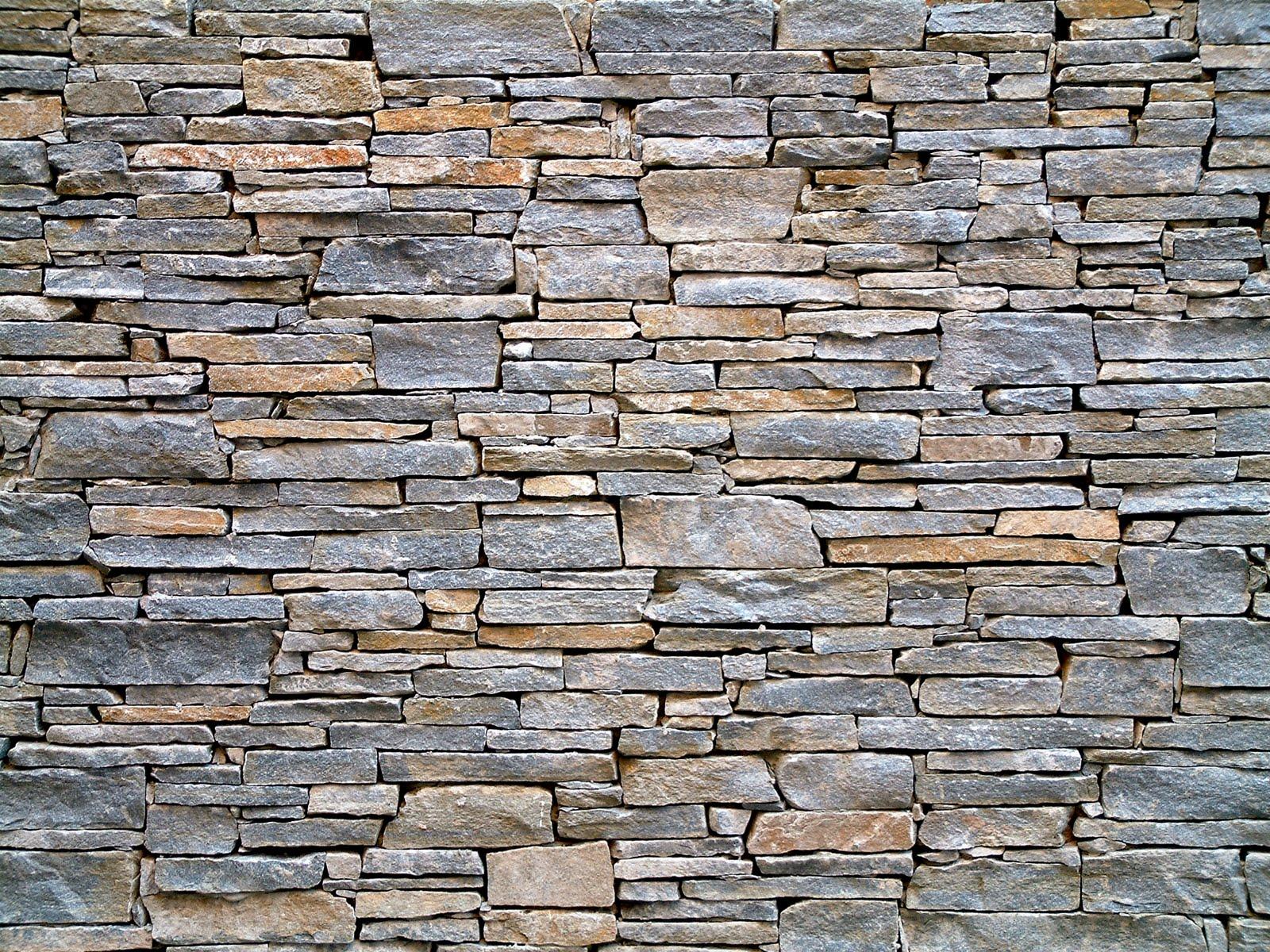Trabajos en piedra - Muro de piedra natural ...
