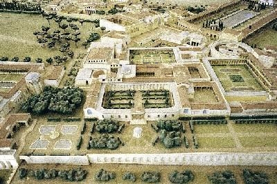 definicion villa romana
